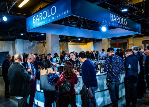 BAROLO & BARBARESCO WORLD OPENING CONCLUDES AS THE LARGEST APPELATION TASTING FOR ITALIAN WINE IN THE UNITED STATES