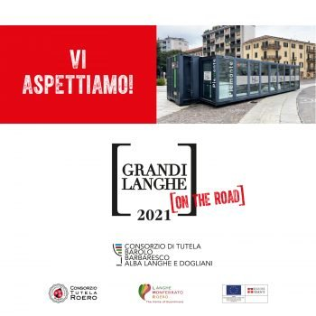 Grandi Langhe diventa On the Road